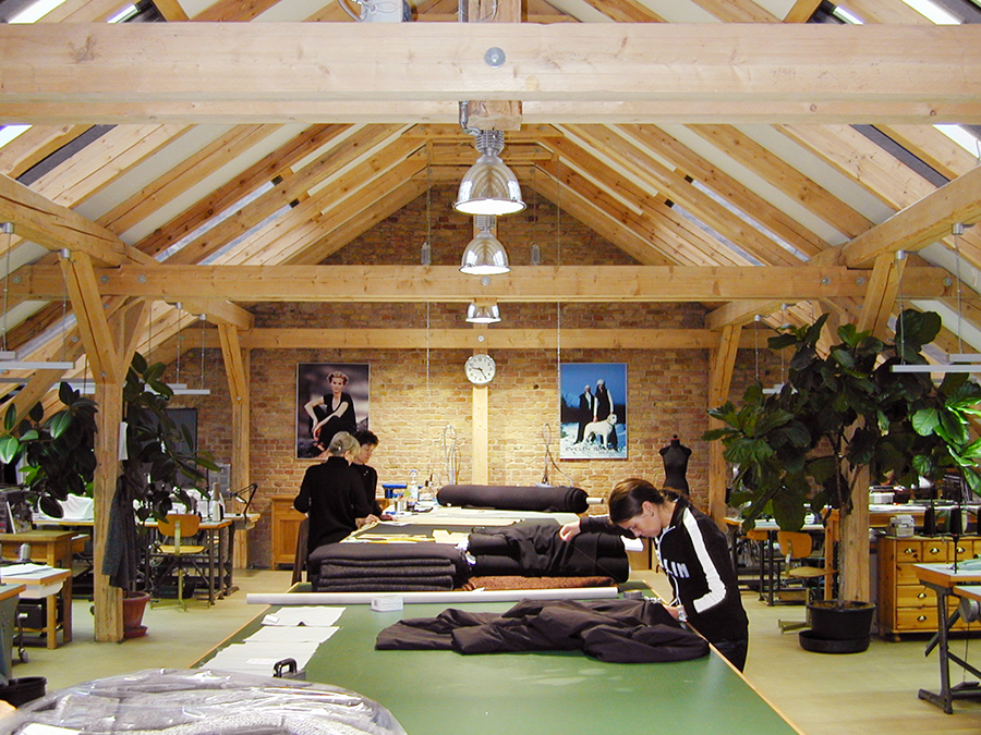 B 252 Ro Und Atelierhaus Berlin Tiergarten Plandesign