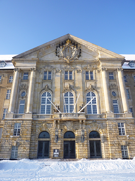 Kammergericht Berlin Plandesign